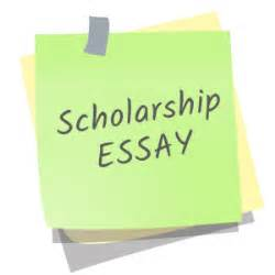 How to write an autobiographical essay for scholarship 2017